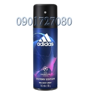 Xịt khử mùi Adidas Champion League - Men